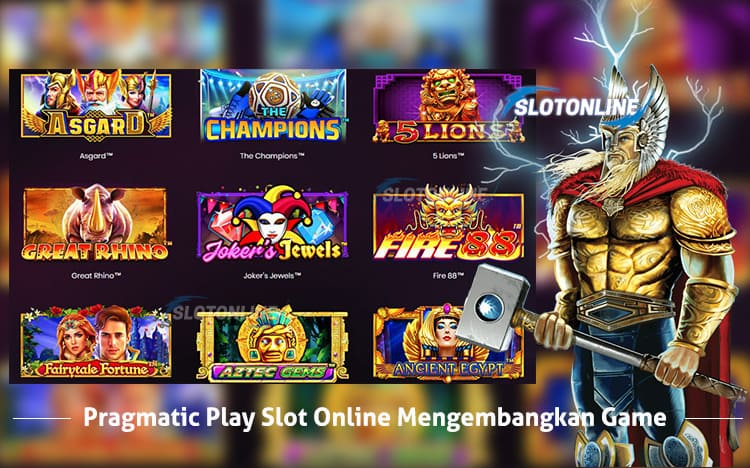 Slot online | https://slotonline.in/pragmatic-play-s…ngembangkan-game/